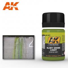 AK Interactive AK027 Slimy Grime Light - 35ml