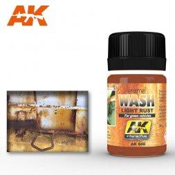 AK Interactive AK045 - Light rust wash - 35ml