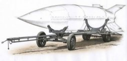 Special Vidalwagen - V-2 Transporter 1:72