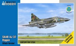 SAAB AJ-37 Viggen - Attack Version 1:48