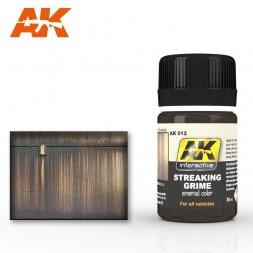 AK Interactive AK012 - Streaking grime