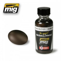 AMMO of MiG  - Burnt Iron ALC121
