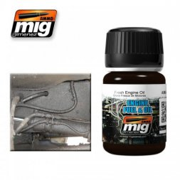 AMMO of MiG - Engine, Fuel & Oil (Fresh Engine Oil) 35ml