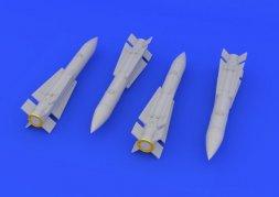 Eduard Brassin AIM-54C Phoenix 1:72