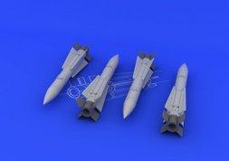 Eduard Brassin AIM-54A Phoenix 1:48