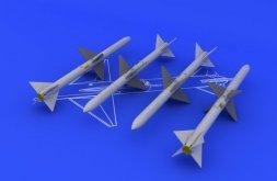 Eduard Brassin AIM-7M Sparrow 1:48