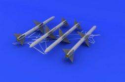 Eduard Brassin AIM-7E Sparrow 1:48
