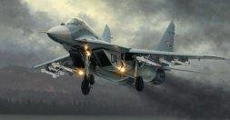 MiG-29A Fulcrum (9.12) 1:72
