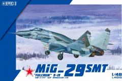 MiG-29SMT Fulcrum 9-19 1:48