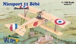 Nieuport Ni 11 Bebe - Dual Combo 1:144