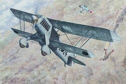 Heinkel He 51B-1 1:48