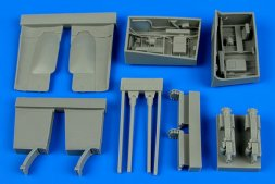 Aires Fw 190F-8 gun bay for Revell 1:32