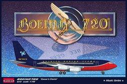 Boeing 720 Caesars Chariot 1:144
