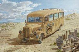 Opel 3.6-47 Omnibus model W39 Ludewig-built, late 1:35