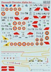 Alpha Jet Part.2 1:72