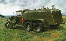 BZ-38 Soviet Refueller WW.II 1:48