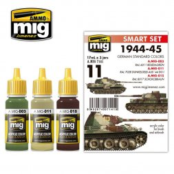 AMMO of MiG - German Standard Colors 1944-1945