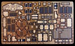 NH Detail Beriev Be-12 Interior for Modelsvit 1:72