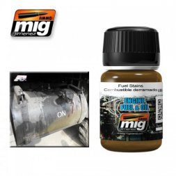 AMMO of MiG - Engine, Fuel & Oil (Fuel Stains) 35ml