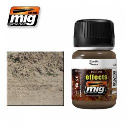 AMMO of MiG - Nature effects (Earth) 35ml