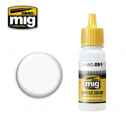 AMMO of MiG - 091 Varnish glossy - 17ml
