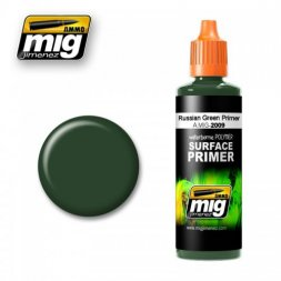 AMMO of MiG - Primer Russian green 60ml