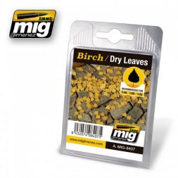 AMMO of MiG - Birch / Dry Leavers