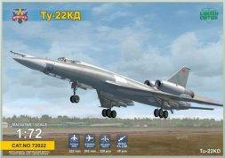 Modelsvit Tupolev Tu-22KD Blinder 1:72