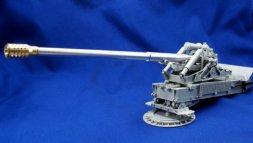 RB Model Geschutzwagon Tiger 17cm Kanone 1:35