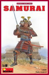 MiniArt Samurai 1:16
