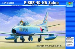 Trumpeter F-86F-40-NA Sabre 1:144
