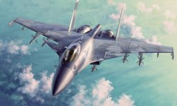 Su-33 Flanker D 1:72