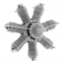Small Stuff Gnome 7 Lambda / Oberursel U.0 (80 hp) Engine 1:48