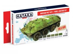 Hataka Hobby Warsaw Pact AFV - panel lighting set