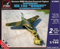 Messerschmitt Me 163B Komet 1:144