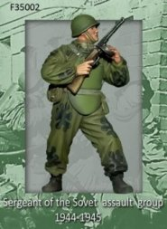 Miniarm Soviet Assault Group 1944-1945 1:35
