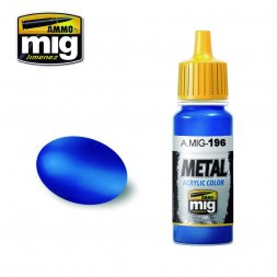 AMMO of MiG - Warhead Metallic Blue
