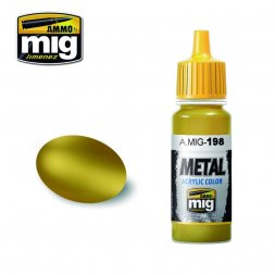 AMMO of MiG - Gold