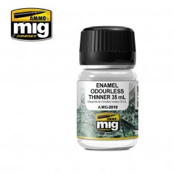 AMMO of MiG - Enamel Thinner 35ml