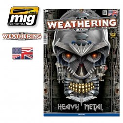 Weathering Magazine Issue 14 Heavy Metal English