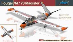 Fouga CM 170 Magister 1:48