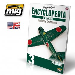 AMMO of MiG - Encyclopedia of Aircraft Vol.3 - Painting