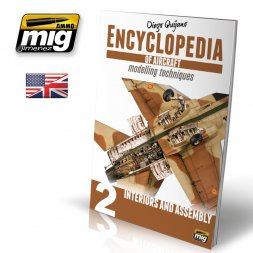 AMMO of MiG - Encyclopedia of Aircraft Vol.2 - Interiors