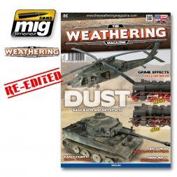 Weathering Magazine Issue 02 Dust english