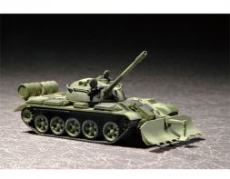 Trumpeter T-55 with BTU-55 1:72
