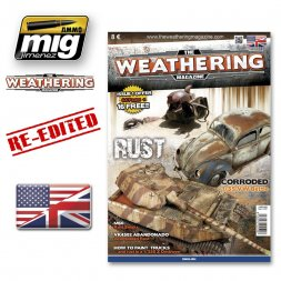 Weathering Magazine Issue 01 Rust english