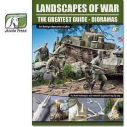 LANDSCAPES OF WAR: THE GREATEST GUIDE -  VOL.1 (English)