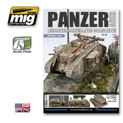 PANZER ACES Nº49 SPECIAL WWI (ENGLISH)