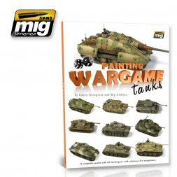 AMMO of MIG - PAINTING WARGAME TANKS (English)
