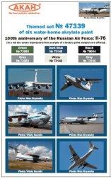 AKAN Russian Air Force - Il-76